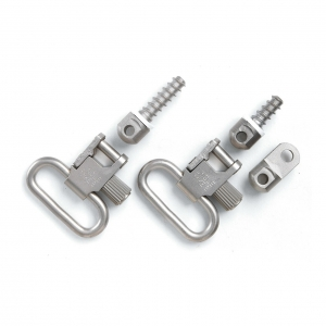 Sling Swivels, QD 115 Ring Nickel plated