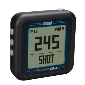 Phantom Golf GPS, black