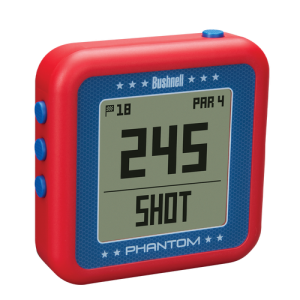 Phantom Golf GPS, red