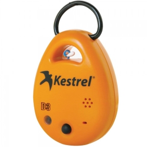 Kestrel Drop D3 Fire Weather Monitor,orange