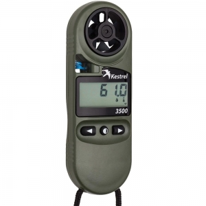 Kestrel 3500NV Weather Meter + NV Backlight