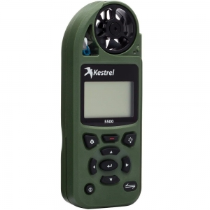 Kestrel 5500 Weather Meter Link Bluetooth olive