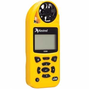 Kestrel 5500 Weather Meter with LiNK yellow
