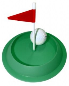 Alpion Putting Cup green